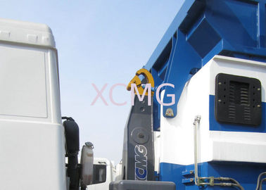 Detachable Special Purpose Vehicles XCMG Container Garbage Truck 1ton For Loading